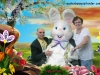 Easter Photos: Meeting The Easter Bunny