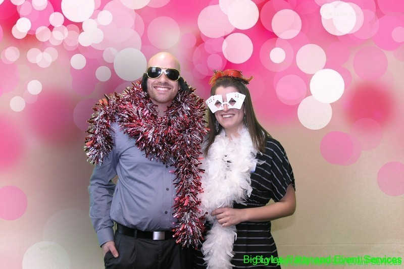 Valentine pictures created with Green screen photography for fun photo options