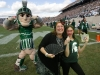 Fans with Sparty