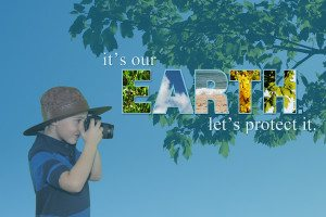 Lets protect our earth together!